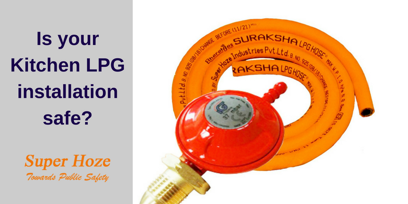LPG Installation and Safety